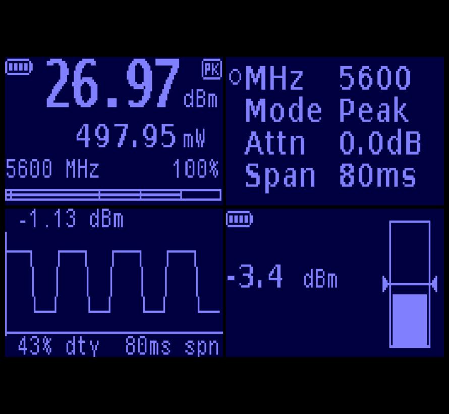 immersionRC RF Power Meter v2