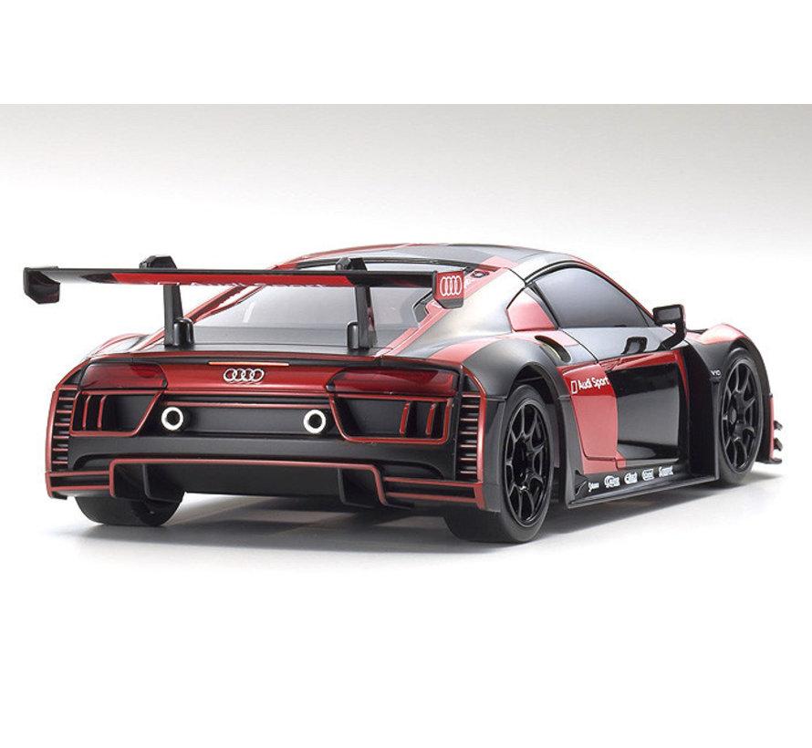Kyosho (MZP234BKR-B) ASC MR-03W-MM ASC Audi R8 LMS 2016 Black/Red