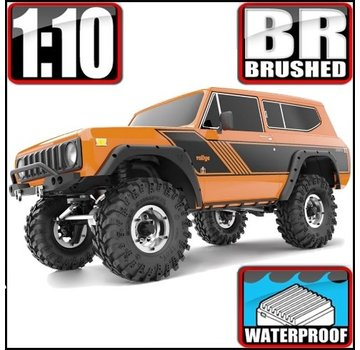 RedCat Racing Redcat Racing GEN8 SCOUT II 1/10 SCALE CRAWLER Orange