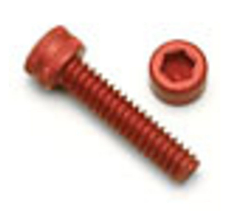 Socket Top Screw M3 Black 10mm