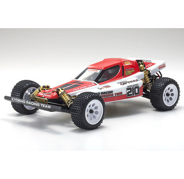 Kyosho Kyosho 30619 Turbo Optima Gold Kit 4WD Retro Kit