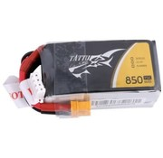 Tattu Tattu 850mAh 11.1V 75C 3S1P Lipo Battery Pack with XT30 plug