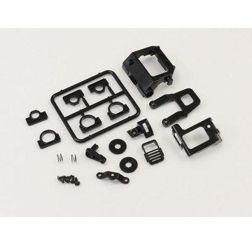 Kyosho Kyosho (MZ305) Motor case set /Type LM (for MR-03)