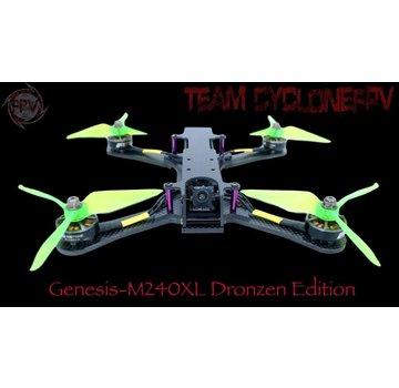 CycloneFPV CycloneFPV Genesis-M240XL Dronzen Edition Drone Frame