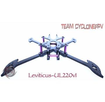 CycloneFPV CycloneFPV Leviticus-M220v1 Racing Frame and DIY Drone Kit  5mm/2mm