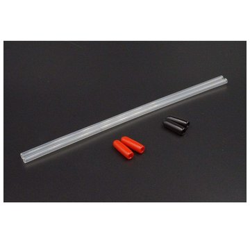 RaceDayQuads Forever Antenna Tubes (2pcs) - Clear