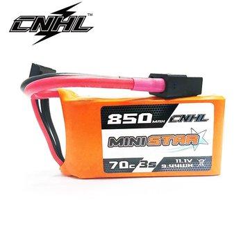 CNHL CNHL 850mAh 3S 70C Lipo w/XT60