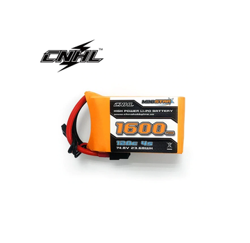 CNHL CNHL 1600mAh 4S 120C Lipo w/XT60