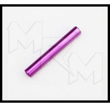 ExcelRC Aluminum Standoff M3 (30, 35, 40mm) Various Colors Purple 40mm