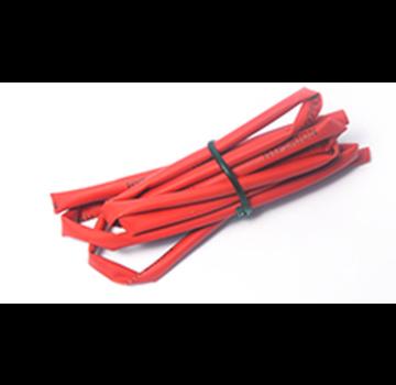 Hyperion Hyperion Heat Shrink Tube per Meter Red 3mm