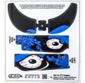 Fat Shark FPV Goggle Skin Valkyrie Spektrum / Fat Shark