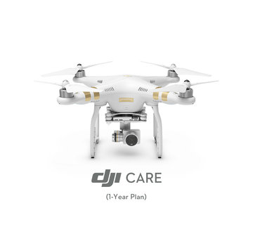 DJI DJI Care 1 Year for Phantom 3 Professional Physical Card