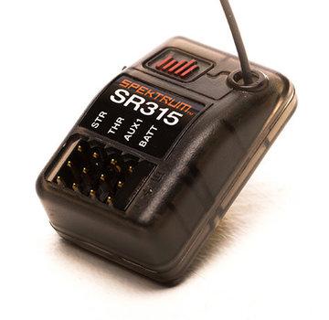 Spektrum Spektrum (SPMSR315) SR315 DSMR 3 CH Receiver