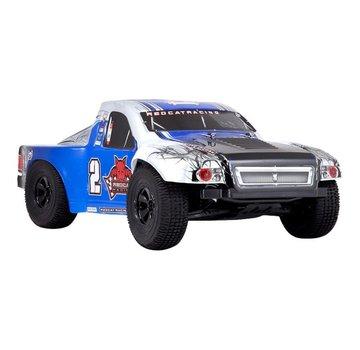 RedCat Racing Redcat Racing Caldera SC 10E Brushless Electric Short Course Truck, Blue, 1/10 Scale