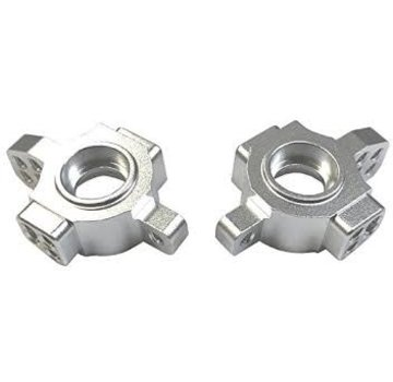 Top Line Top Line (TP-39SIH) MRT HIGH FUNCTION VER.1 KNUCKLE . SILVER (WITHOUT BEARING)