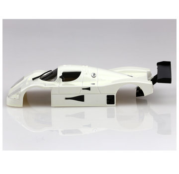 iWaver Mini-Z Body Sauber Mercedes C9 Style White LM 102MM Body Only