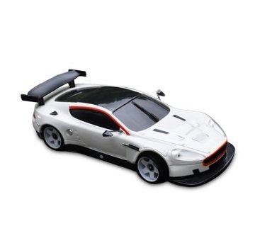 iWaver Mini-Z Body Aston Martin Style White 98MM Body Only