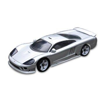 iWaver Mini-Z Body Saleen Style Silver 98MM Body Only