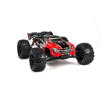 Arrma ARRMA 1/8 Kraton 6S 4WD BLX Speed Monster Truck RTR Red