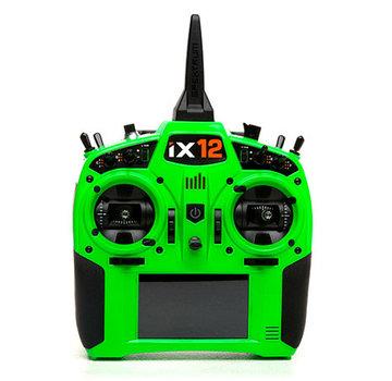 Spektrum Spektrum  iX12 12 Channel Tx Only Green