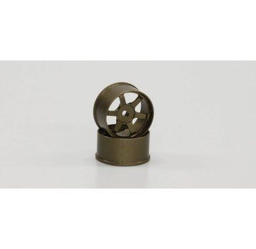 Kyosho - Route 246 Kyosho Mini-Z R246-1471 AWD Wide Off-Set -0.8mm Bronze