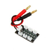 ExcelRC Micro Paraboard JST-PH Connector For GL Racing 300mAh 2s Lipo