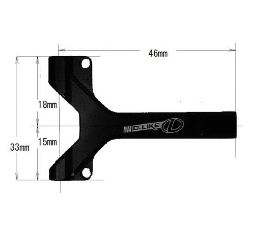 D-Like Type-E Aluminum lower arm DL172