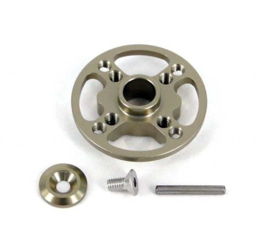 D-Like Aluminum spar holder DL186