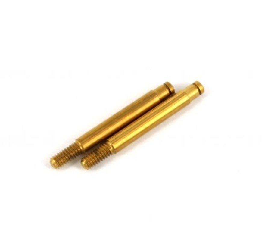 D-Like 3.5 Shock shaft S (Titanium coat) DL453