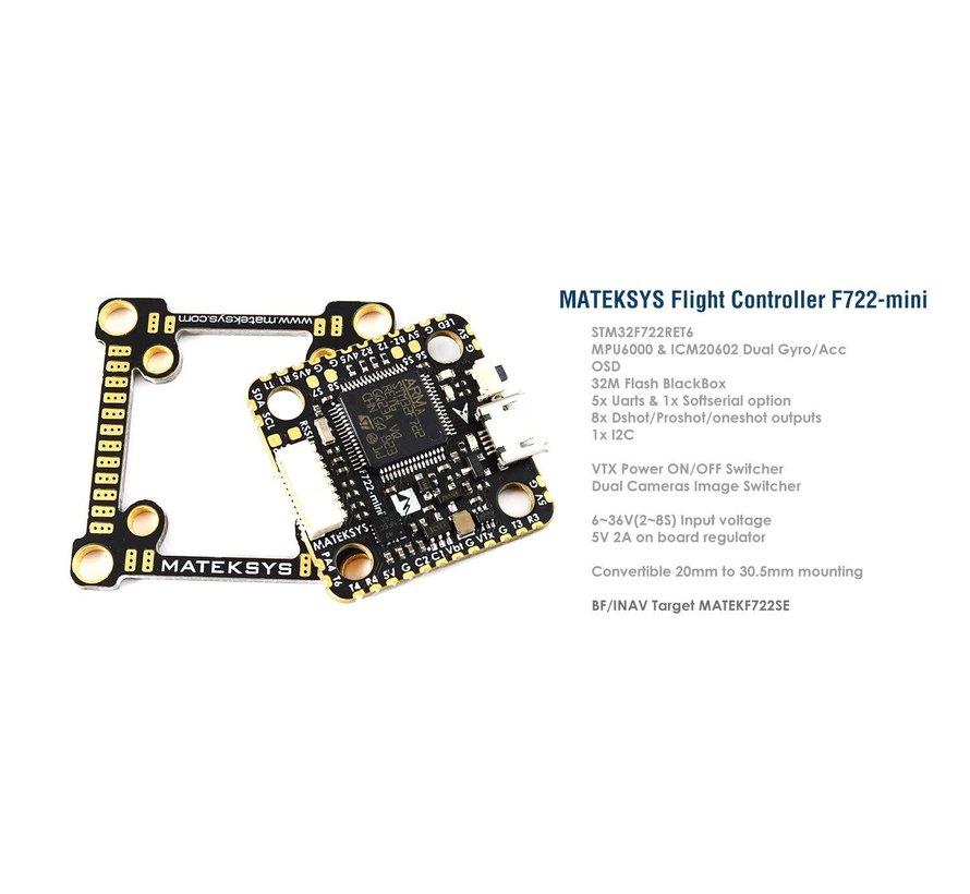 Matek F722-Mini Flight Controller