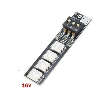 Hyperion RGB 3 LEDS BOARD WITH 5050 LED 12v or 16v-16V