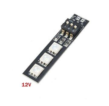 Hyperion RGB 3 LEDS BOARD WITH 5050 LED 12v or 16v-12V