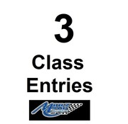 Kyosho Cup 3 Class Entries