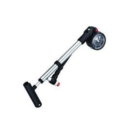 EVO Evo, AirPress Pro, Shock Pump, Silver, 400psi