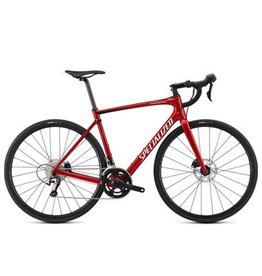 Specialized 2019 ROUBAIX HYDRO - Gloss/Candy Red/Tarmac Black/Metallic White Silver