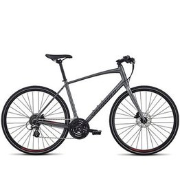 Specialized 2019 SIRRUS MEN - Charcoal/Candy Red/Black Reflective