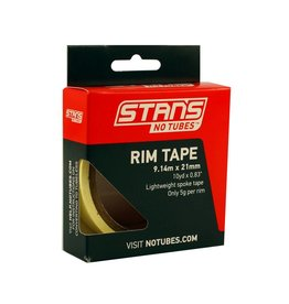 Stans No Tubes Tubless Rim Tape, 21mm, 10 yards