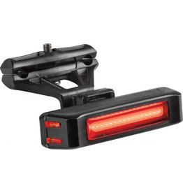 GARNEAU Lux Rear Light, Black