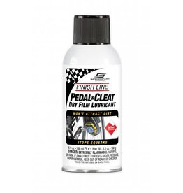 Finish Line Pedal/Cleat Lube, 150ml Aerosol Can