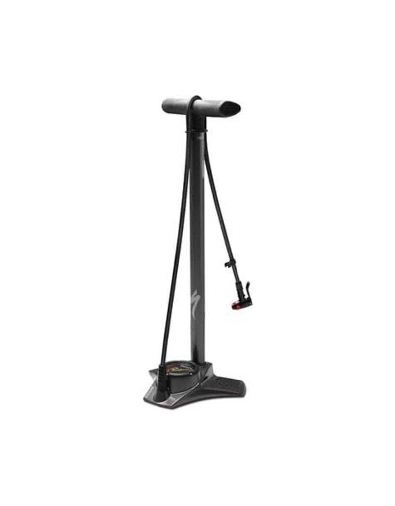 Specialized AIR TOOL EXPERT FLOOR PUMP - Charcoal