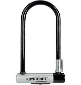KRYPTONITE KryptoLok STD U-Lock with Bracket: 4 x 9""