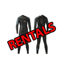 DMG Wetsuit Rentals or Zoot Men's & Women's Available