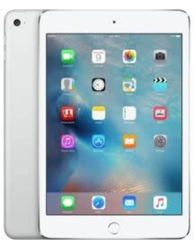 Apple iPad Mini 4 Wi-Fi 128GB - Silver