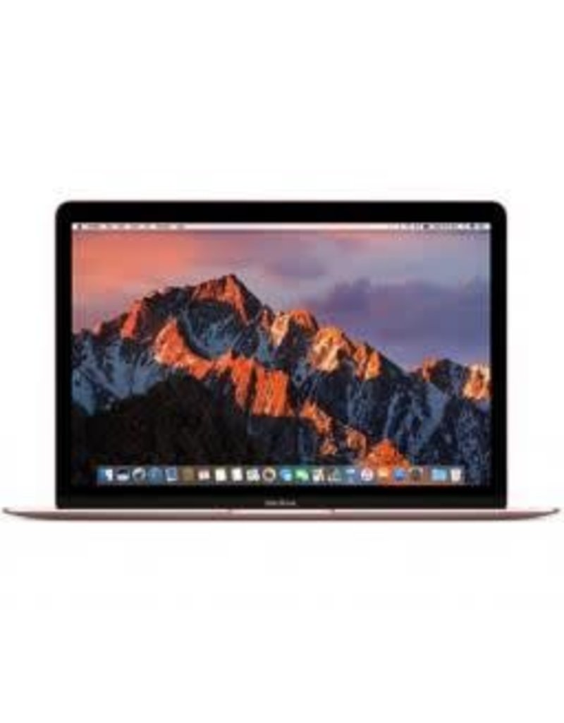 Apple MacBook 12-inch 1.3GHz Dual-Core Intel Core i5 / 8GB / 512GB - Rose Gold