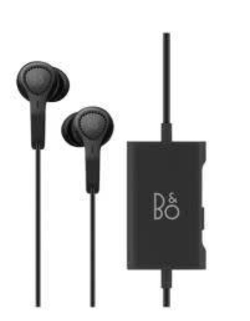 B&O B&O Beoplay E4 Active Noise Cancelling In-Ear Headphones - Black