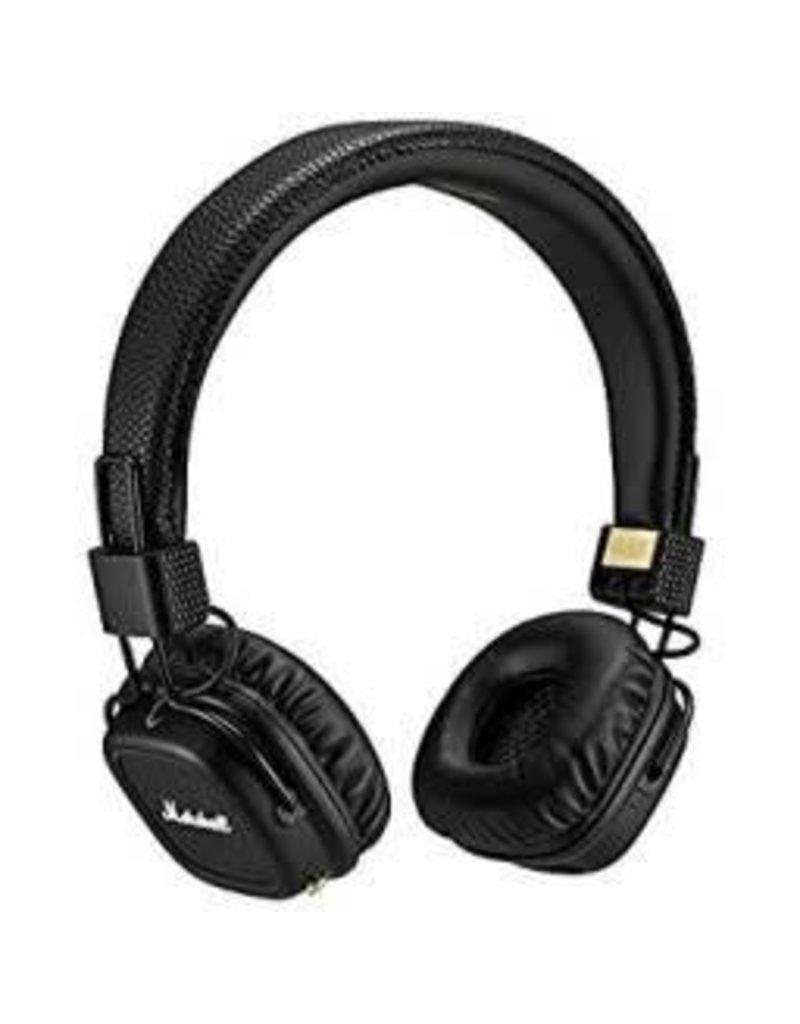 Marshall Marshall Major II Bluetooth Headphones - Black