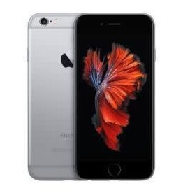 iPhone 6s 16GB - Space Grey - Pre Loved - 1 Year Wty