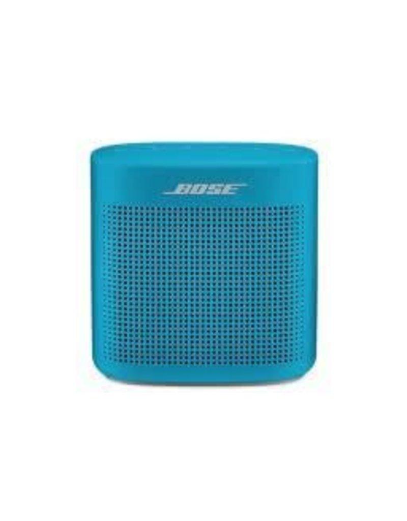BOSE SoundLink Colour Bluetooth speaker II - aquatic blue