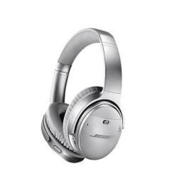 BOSE Bose QuietComfort 35 (QC35II) wireless headphones II - Silver