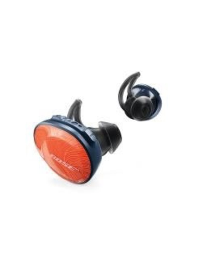 BOSE Bose SoundSport Free wireless headphones - Orange/Blue